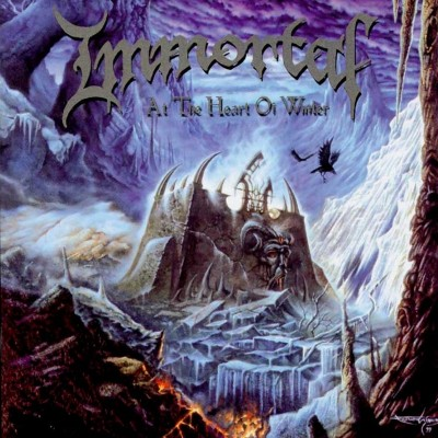 "Immortal ""At The Heart Of Winter"""