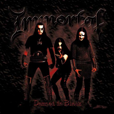"Immortal ""Damned In Black"""