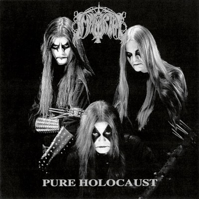 "Immortal ""Pure Holocaust"""