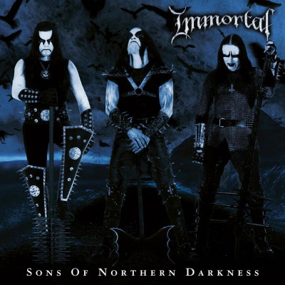 "Immortal ""Sons Of Northern Darkness"""